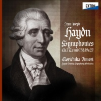 飯森範親/日本センチュリー交響楽団 〈ハイドン:交響曲集 Vol. 4〉交響曲 第 7番「昼」、第 58番、第 19番、第 27番