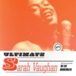 サラ・ヴォーン Ultimate Sarah Vaughan