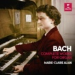 Marie-Claire Alain Organ Sonata No. 1 in E-Flat Major, BWV 525: II. Adagio