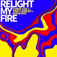 Chris Cox/Trey Lorenz/Inaya Day Relight My Fire