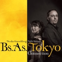 ニコラス・ゲルシュベルグ 柴田奈穂 Bs.As. Tokyo Connection