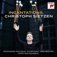 Christoph Sietzen Incantations: III. Animato