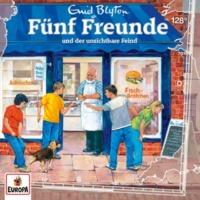 Fünf Freunde 128 - und der unsichtbare Feind (Teil 14)