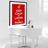 Relaxing Piano Crew Melody of Calm