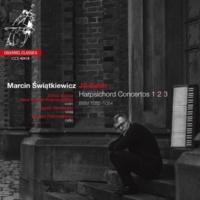Marcin Świątkiewicz JS Bach: Harpsichord Concertos I, II, III