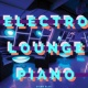 Eximo Blue Electro Lounge Style Grand Piano BGM