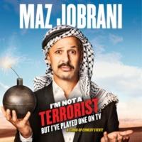 Maz Jobrani I'm Not A Terrorist, But I've Played One On TV