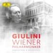 ウィーン・フィルハーモニー管弦楽団/カルロ・マリア・ジュリーニ Carlo Maria Giulini & Wiener Philharmoniker