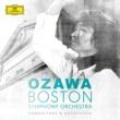ボストン交響楽団/小澤征爾 Seiji Ozawa & Boston Symphony Orchestra