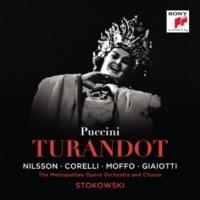 Leopold Stokowski Puccini: Turandot, SC 91