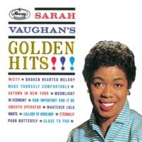 サラ・ヴォーン Sarah Vaughan's Golden Hits