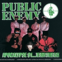 パブリック・エネミー Apocalypse 91… The Enemy Strikes Black