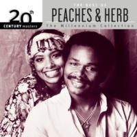 ピーチズ&ハーブ 20th Century Masters: The Millennium Collection: The Best Of Peaches & Herb