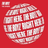 THE BOYZ THE BOYZ 1st Single Album [THE SPHERE]