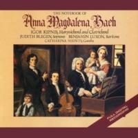 Igor Kipnis/Judith Blegen/Benjamin Luxon J.S. Bach: The Notebooks Of Anna Magdelena Bach