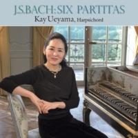 植山 けい J.S.バッハ : 6つのパルティータ Disc.1 BWV825 第1番、BWV827第3番、BWV830第6番