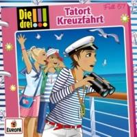 Die drei !!! 057/Tatort Kreuzfahrt