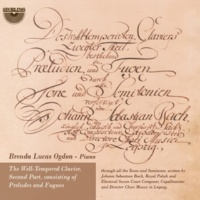 Brenda Lucas Ogdon The Well-Tempered Klavier, Book 2: Prelude No. 23 in B Major, BWV 892
