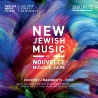 Czech National Symphony Orchestra&Steven Mercurio New Jewish Music, Vol. 1 - Azrieli Music Prizes