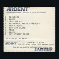 Primal Scream Big Jet Plane (The Original Memphis Recordings)