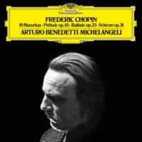 アルトゥーロ・ベネデッティ・ミケランジェリ 10のマズルカ: 第43番  ト短調  作品67の2