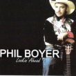 Phil Boyer Cowboy Rides Away