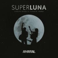 Amaral SUPERLUNA, DIRECTO DESDE EL PLANETA TIERRA
