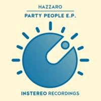 Hazzaro Party People E.P.