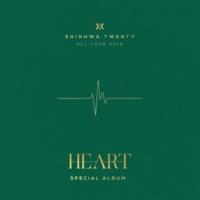 SHINHWA SHINHWA TWENTY SPECIAL ALBUM 'HEART'