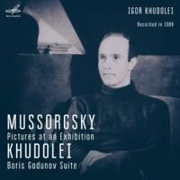 Igor Khudolei Igor Khudolei Plays Mussorgsky