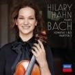 ヒラリー・ハーン 無伴奏ヴァイオリンのためのソナタ 第1番 ト短調 BWV 1001: 第1楽章: Adagio