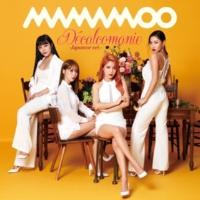 MAMAMOO Decalcomanie -Japanese ver.-