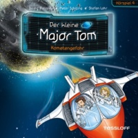 Der kleine Major Tom 04: Kometengefahr