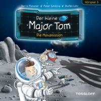 Der kleine Major Tom 03: Die Mondmission