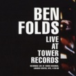 Ben Folds Live at Tower Records - 04/26/2005