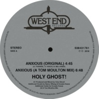 Holy Ghost! Anxious