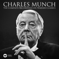 Charles Munch The Complete Recordings on Warner Classics