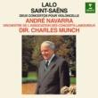 Charles Munch Saint-Saëns: Cello Concerto No. 1 - Lalo: Cello Concerto