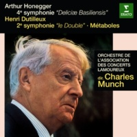 "Charles Munch Symphony No. 4 in A Major, H. 191, ""Deliciae Basiliensis"": III. Allegro"