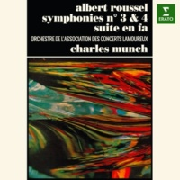 Charles Munch Symphony No. 4 in A Major, Op. 53, L. 67: IV. Allegro molto