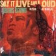 ジェームス・ブラウン Say It Live And Loud: Live In Dallas 08.26.68 [Expanded Edition]