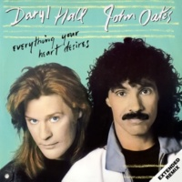 Daryl Hall & John Oates Everything Your Heart Desires (If You Want The World Mix)