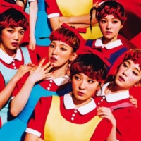 Red Velvet The Red - The 1st Album