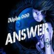 Alpha999 ANSWER