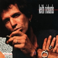 Keith Richards Talk Is Cheap
