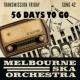 Melbourne Ska Orchestra 56 Days To Go