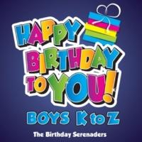 The Birthday Serenaders Happy Birthday to You (Dear Mark)