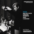 Leonard Bernstein Copland: Music for the Theatre, Connotations for Orchestra, Inscape & El salón México