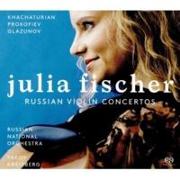 ユリア・フィッシャー(ヴァイオリン) ロシア・ナショナル管弦楽団 ヤコフ・クライツベルク(指揮)  ロシアン・ヴァイオリン・コンチェルト