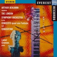 London Symphony Orchestra & Arthur Benjamin & Lamar Crowson Concertino